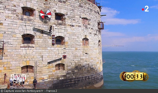 Fort Boyard - Course-poursuite (2019)