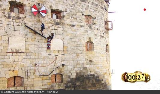 Fort Boyard - Course-poursuite (2020)
