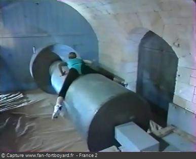 Fort Boyard - Cylindres (1993)
