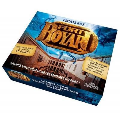 Fort Boyard Escape Box 2 (Les Livres du Dragons d'or)