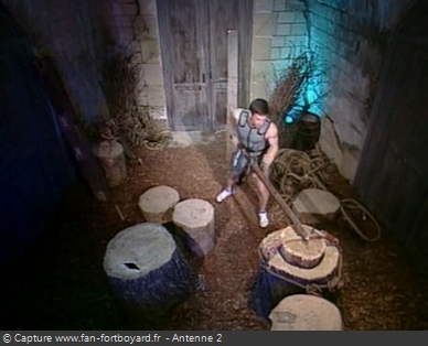 Fort Boyard - Excalibur (1991-1994)