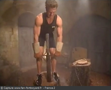 Fort Boyard - Excalibur (1995-1997)