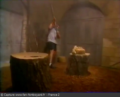 Fort Boyard - Excalibur (1998-2002)