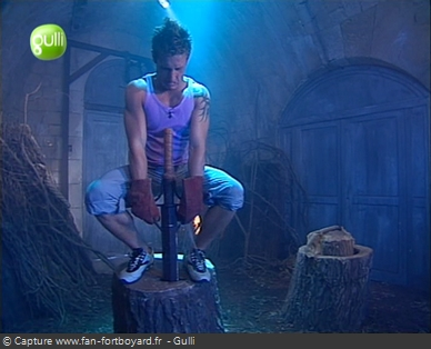 Fort Boyard - Excalibur (2003)