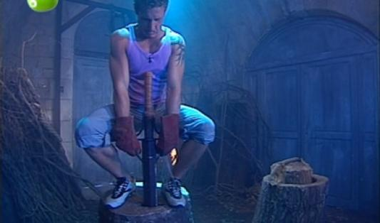 Fort Boyard - Excalibur (2003)