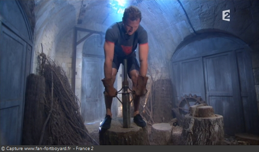 Fort Boyard - Excalibur (2011-2012)