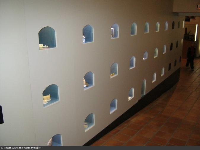 Le cabinet de curiosité du fort Boyard