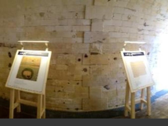 Cellule 3 : Bienvenue à l'intérieur du Fort
