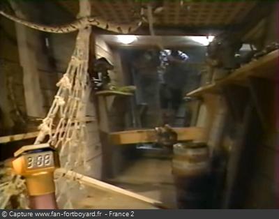 Fort Boyard - Fosse (1992-1995)