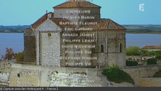 Générique de fin de Fort Boyard - Vue n°7
