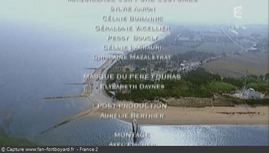 Générique de fin de Fort Boyard - Vue n°10