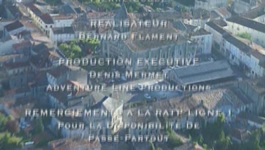 Générique de fin de Fort Boyard - Vue n°19