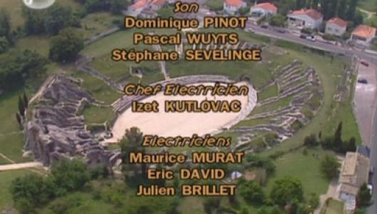 Générique de fin de Fort Boyard - Vue n°22