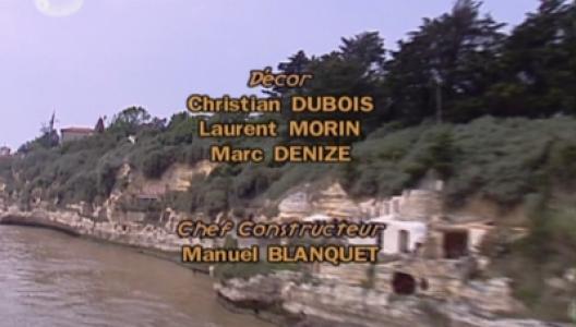 Générique de fin de Fort Boyard - Vue n°24