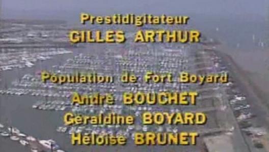 Générique de fin de Fort Boyard - Vue n°30