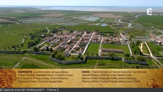 Générique de fin de Fort Boyard - Vue n°52
