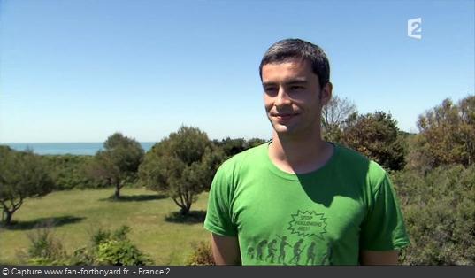 Interview de FABIEN - Candidat de Fort Boyard 2010