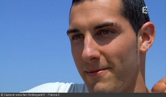 Interview de SEBASTIEN - Candidat de Fort Boyard 2010