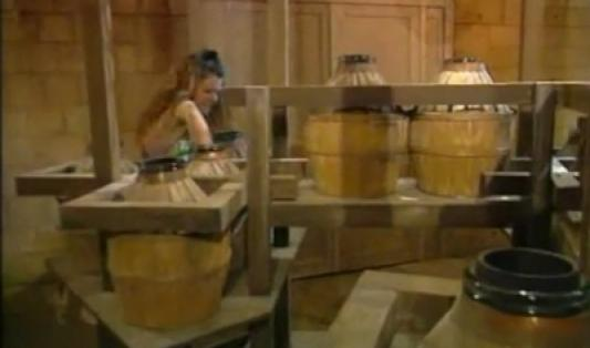 Fort Boyard - Jarres (cellule 218 - 1990-1991)