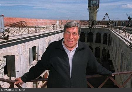 Fort Boyard - Jean-Pierre Castaldi en 2000