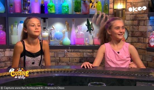 La Cuisine de Willy 2020-01 - Elisabeth et Lia (les kids)