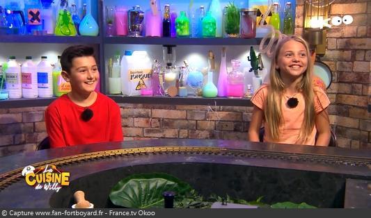 La Cuisine de Willy 2020-03 - Maxime et Jade (les kids)