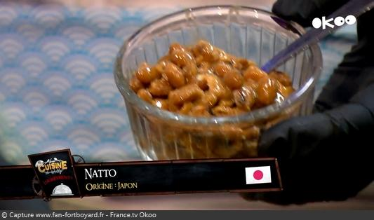 La Cuisine de Willy 2020-04 - Julien et Yago (la dégustation : Natto)