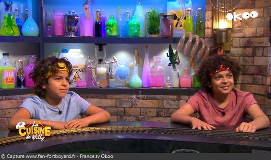 La Cuisine de Willy 2020-06 - Naël et Rayan (les kids)