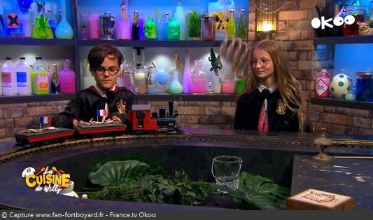 La Cuisine de Willy 2020-09 - Owen et Marie (les kids)
