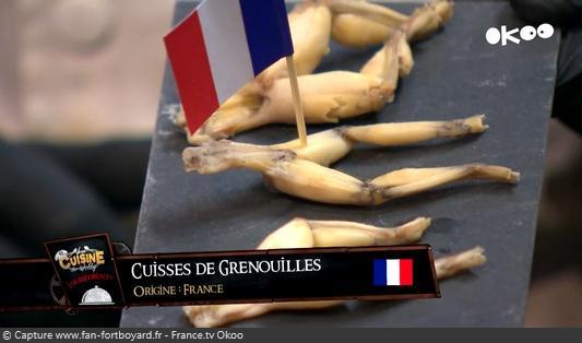 La Cuisine de Willy 2020-09 - Owen et Marie (la dégustation : Cuisses de Grenouilles)