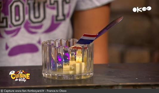 La Cuisine de Willy 2020-10 - Héloise et Lili (la dégustation : Durian)