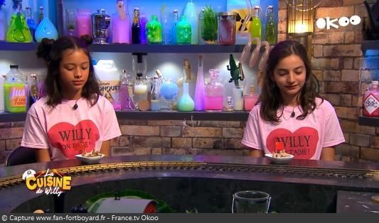 La Cuisine de Willy 2020-11 - Léana et Marie (les kids)