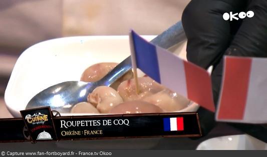 La Cuisine de Willy 2020-13 - Alexandre et Jules (la dégustation : Roupettes de coq)