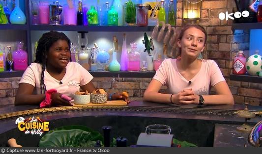 La Cuisine de Willy 2020-14 - Anaika et Adèle (les kids)