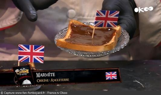 La Cuisine de Willy 2020-14 - Anaika et Adèle (la dégustation : Marmite)