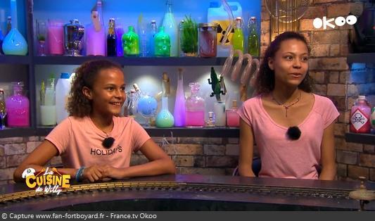La Cuisine de Willy 2020-18 - Lily et Nina (les kids)