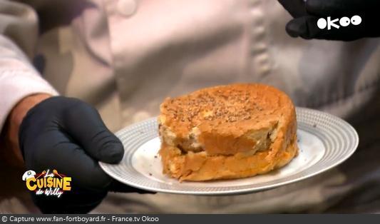 La Cuisine de Willy 2020-18 - Lily et Nina (la dégustation : Hamburger en boîte)
