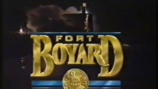 Logo Fort Boyard en 1992 (nocturnes)