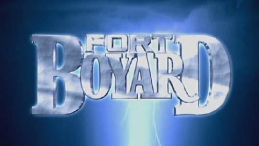 Logo Fort Boyard de 2003 à 2008