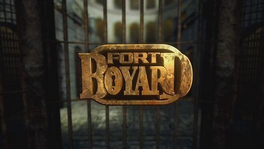 Logo Fort Boyard en 2010