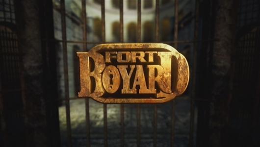 Logo Fort Boyard en 2011