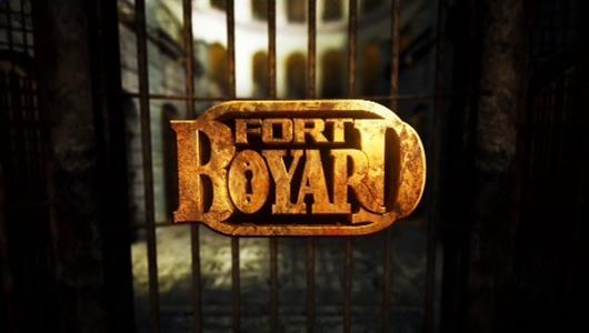 Logo Fort Boyard en 2012