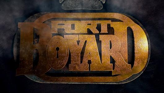 Logo Fort Boyard depuis 2016