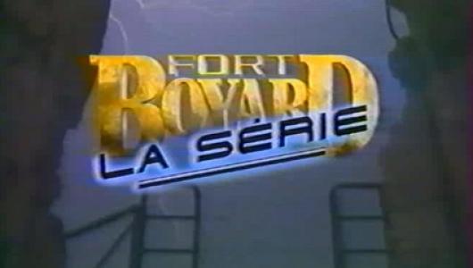 "Logo ""Fort Boyard La Série"" (Automne 1995)"