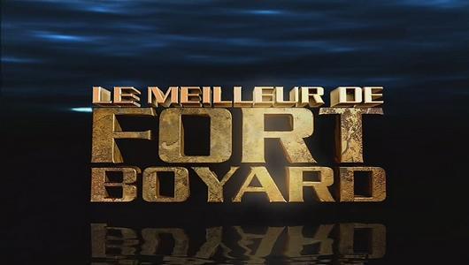 """Logo """"Le meilleur de Fort Boyard - 20 ans"""" (27 juin 2009)"""