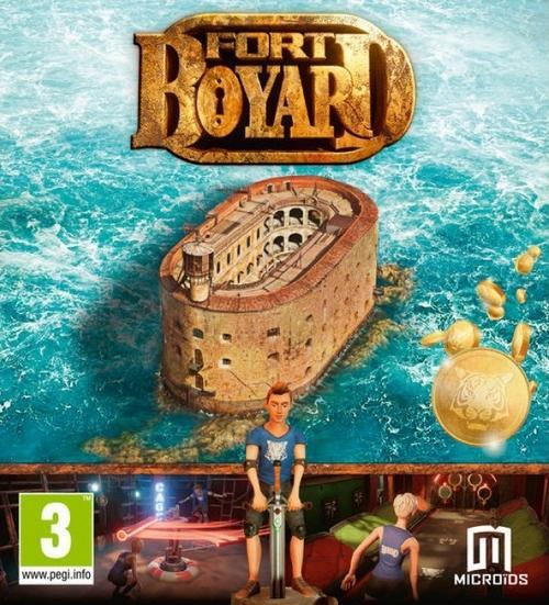 Jeu vidéo Fort Boyard de Microïds en vente à partir du 27 juin 2019