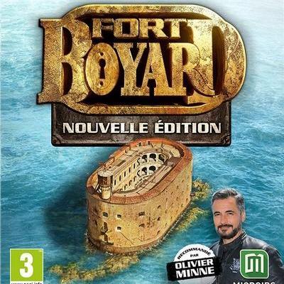 Jeu vidéo ''Fort Boyard - Nouvelle Edition'' de Microids en vente à partir du 25 juin 2020