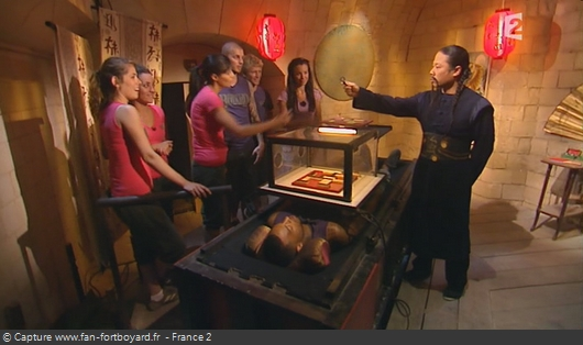 Fort Boyard - Mr Tchan
