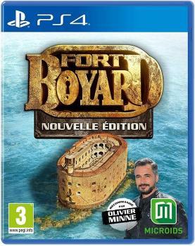 Jeu vidéo Fort Boyard - Nouvelle Édition de Microïds en vente à partir du 25 juin 2020 - Visuel PlayStation 4