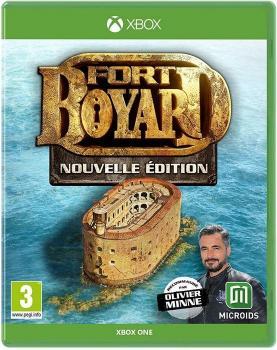 Jeu vidéo Fort Boyard - Nouvelle Édition de Microïds en vente à partir du 25 juin 2020 - Visuel Xbox One